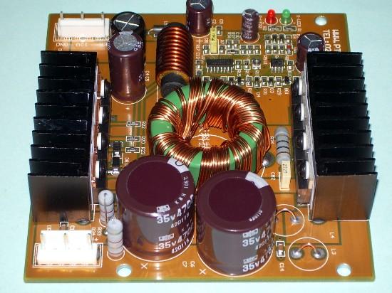 大功率汽车功放开关电源(单电源)