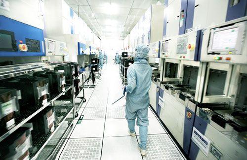 集成电路洁净厂房设计注重低能耗