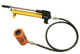 RCH单动式空心柱塞千斤顶 单作用中空式液压缸 RCH