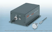 日本sentec静电容非接触变位计Capa 600/capa 620/capa 6100