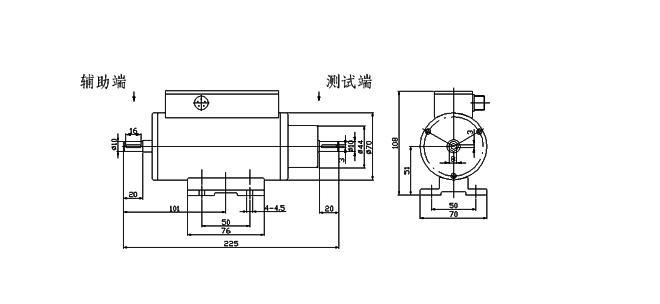 900w双值电机接线图