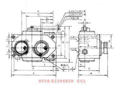 2QCA1-1-D10    2QCA3-1-D10   2QCA10-1-D10   行程调速阀