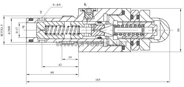 CYF-L10      CYF-L15  插装式溢流阀