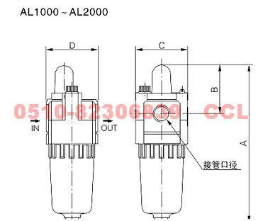BAL2000-01D  BAL2000-02D   BAL3000-02D      油雾器