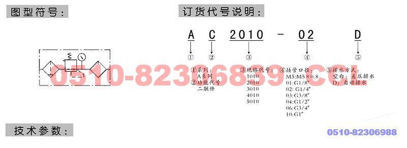 BAC4010-04D  BAC4010-06D   BAC5010-06D  BAC5010-10D   二聯件(老款)