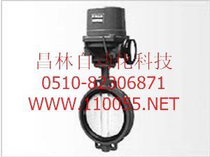 D971X-6  D971X-10  D971X-16    对夹式电动软密封蝶阀