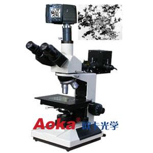 透反射检测显微镜