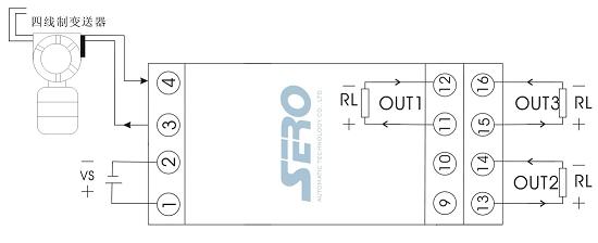 一分二信号分配器南京卓欧专业供应