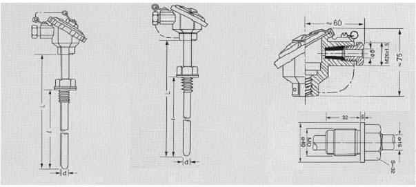 WZP-280|铂热电阻