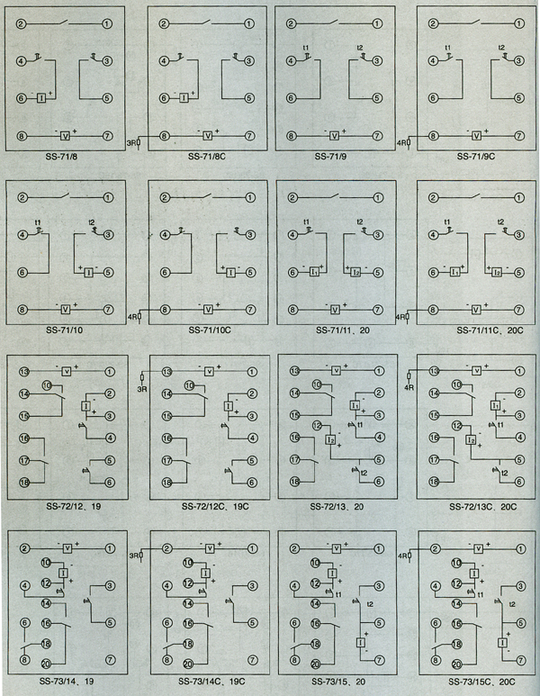 电压继电器   电流继电器   电磁继电器   时间继电器   ...