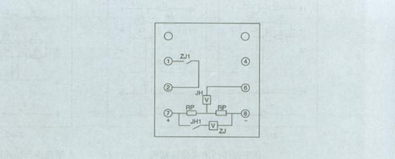 jjj-1型直流绝缘监视继电器(以下简称继电器)用于直流母线