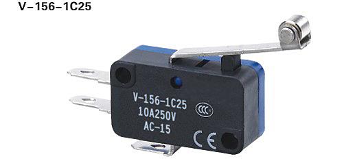 v-156-1c25微动开关-供求商机-无锡正德科技有限公司