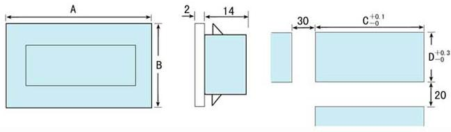 dm-dv数字直流电压表头
