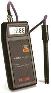 HANNA (哈纳)HI86304型便携式电导率测定仪