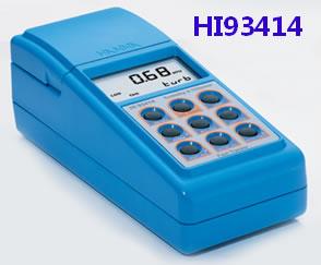 哈纳(HANNA)HI93414高精度浊度/余氯/总氯多用途测定仪