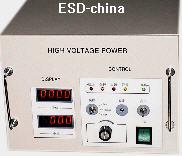 高精度高稳定性连续调节双极性静电发生器0-±20kV 型号:ZHEST802A
