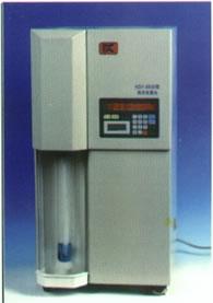 凯氏定氮仪含16孔消煮炉型号:ZHKDY-9820