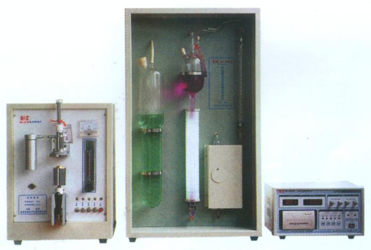 微机碳硫全自动高速分析仪    MS-4D       MS-4DS