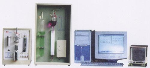 电脑碳硫全自动高速分析仪   MS-4F