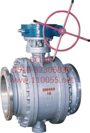 固定式管线球阀   Q347F-16C         Q347F-16P