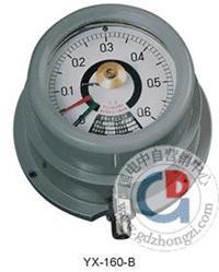 YX-160-B防爆电接点压力表