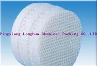 塑料丝网波纹填料 Y-624型、X-450型、500型