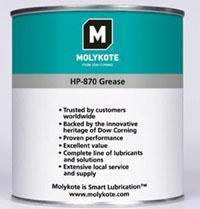 Molykote HP-870全氟聚醚润滑脂 HP-870