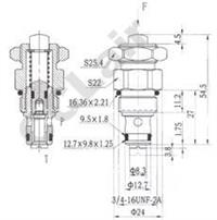 jhf06-227,机动换向阀 jhf06-227,机动换向阀图片