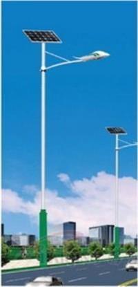 太阳能单头路灯 003
