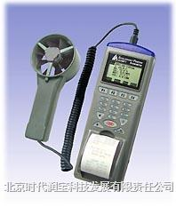 表式溫度濕度風速風量儀