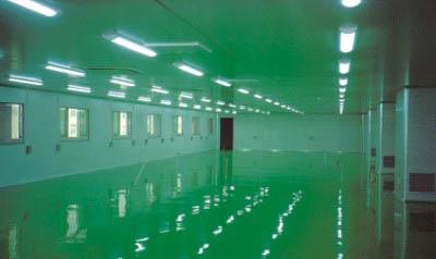 环氧树脂地板