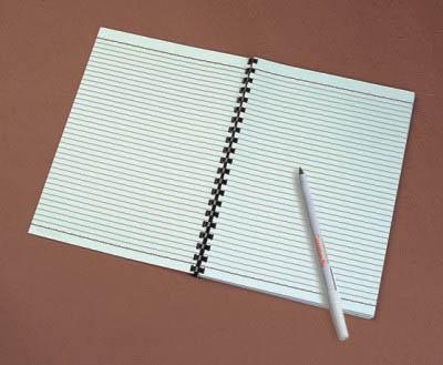 净化室笔记本、净化笔