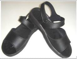 防静电女式凉鞋
