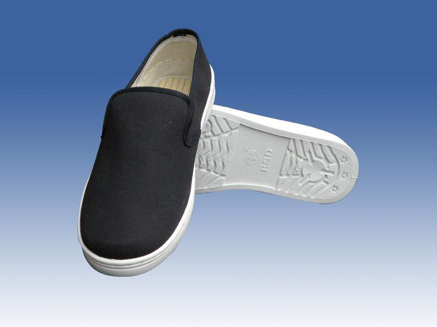 防静电实面鞋