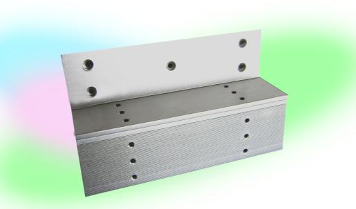 zl型支架 磁力锁安装配件