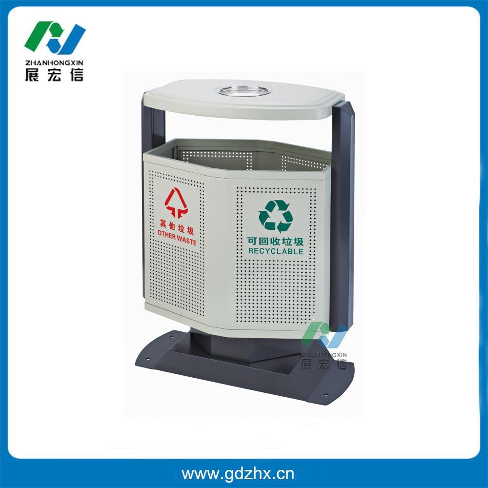 亚克力板与垃圾桶板面相平确保垃圾桶在日常维护中不