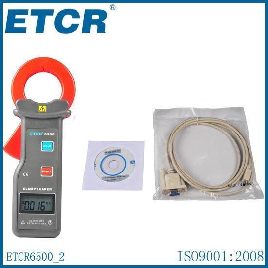 钳形交流漏电流表 etcr6500