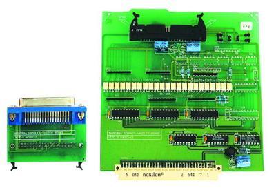handler/scanner接口板