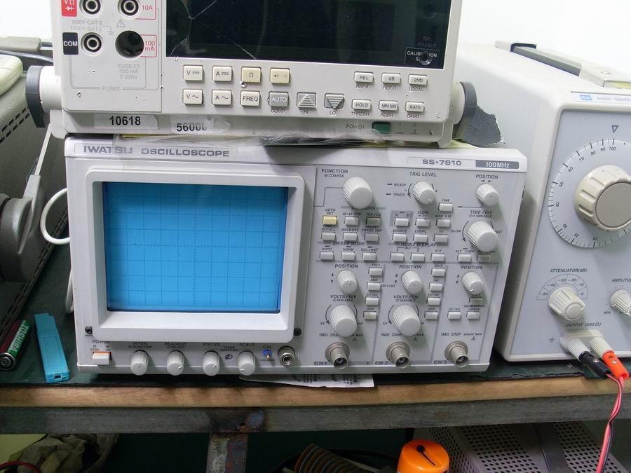 岩崎模拟示波器ss7810 ss7810