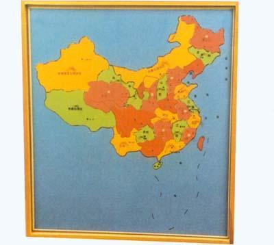 中国地图嵌板 中国地图嵌板