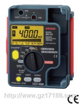 数字绝缘电阻测试仪MG-1000