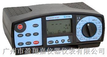 通用接地绝缘电阻测试仪MI2088