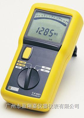 绝缘电阻测试仪CA6521