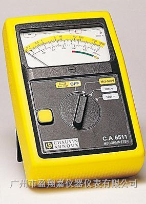 绝缘电阻测试仪CA6511