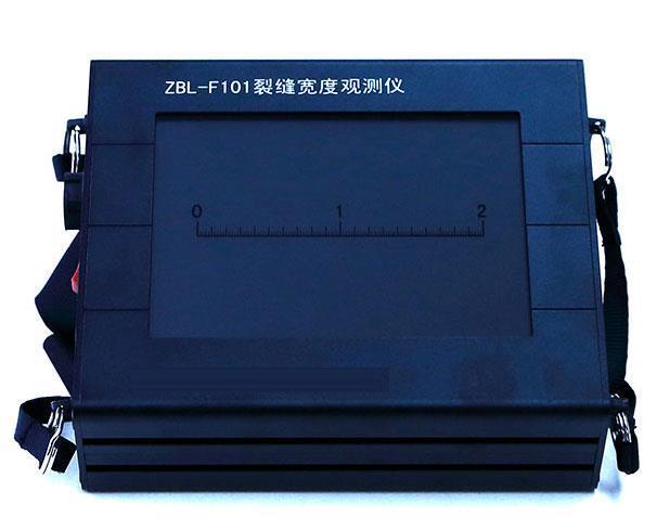 金立f101�biˮZ;0_裂缝宽度观测仪 zbl-f101