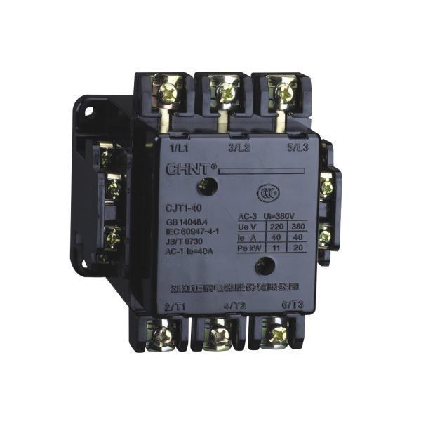 cjt1 系列交流接触器 cjt1 系列