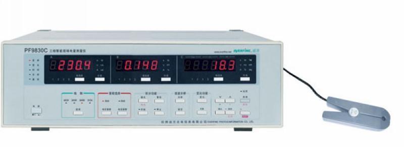 珠海三相智能现场电量测量仪