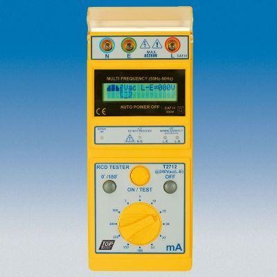 漏电保护器检测仪 t2712