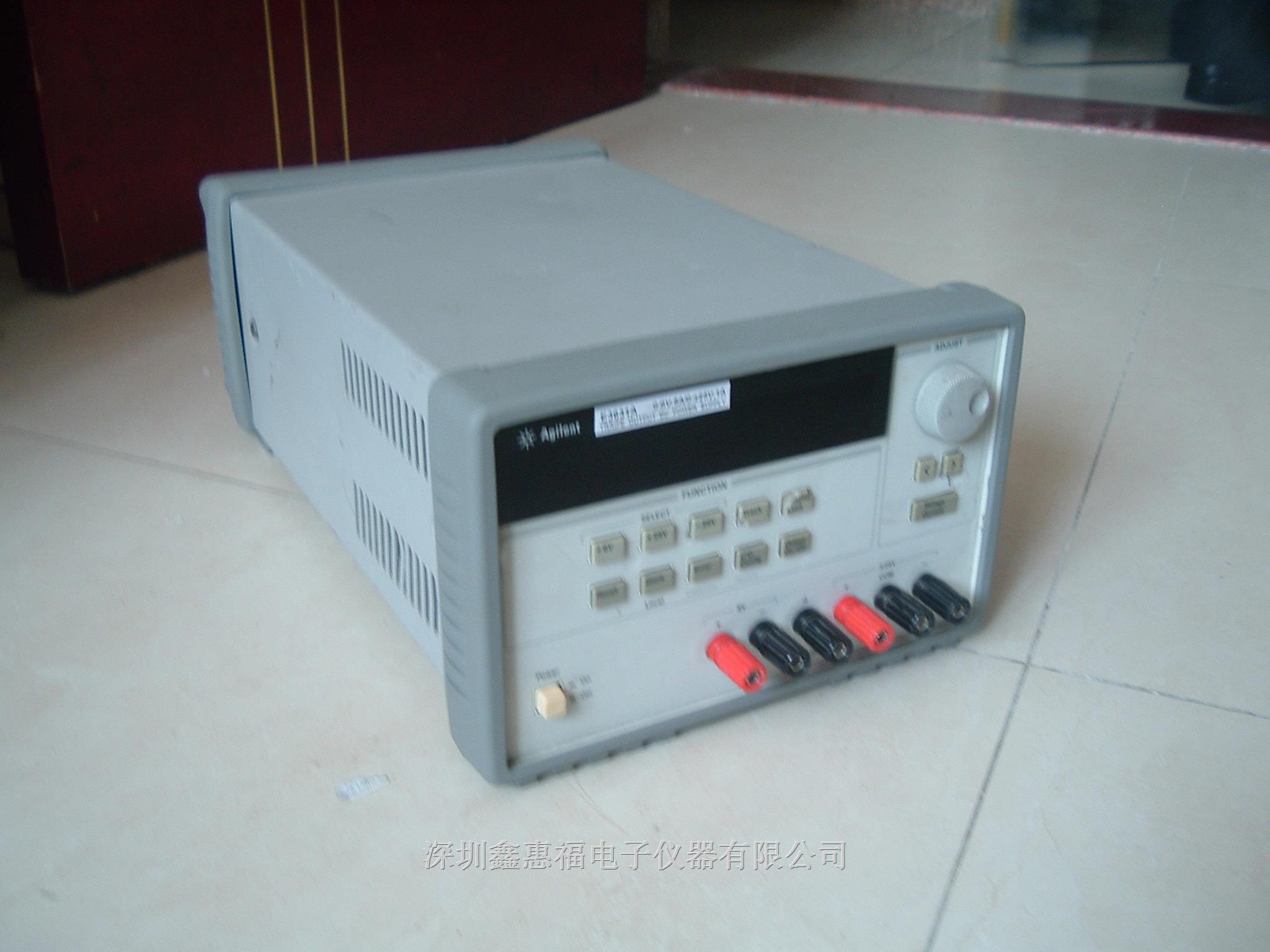 agilent e3631a直流电源 e3631a