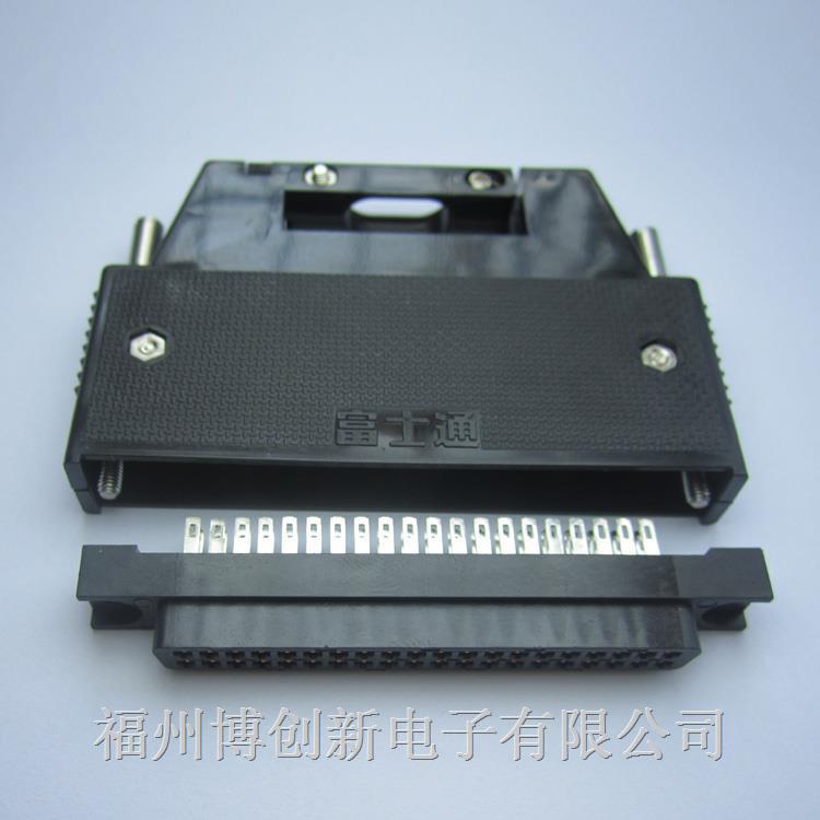 供应原装正品三菱a6con1 富士通连接器40芯fcn-361j040-bpk fcn-361
